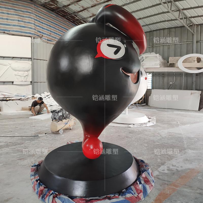 泡沫雕塑符号摆件