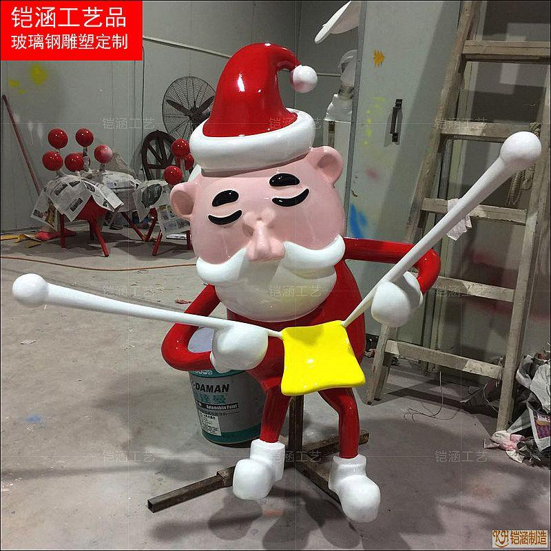 圣诞节商场美陈摆件