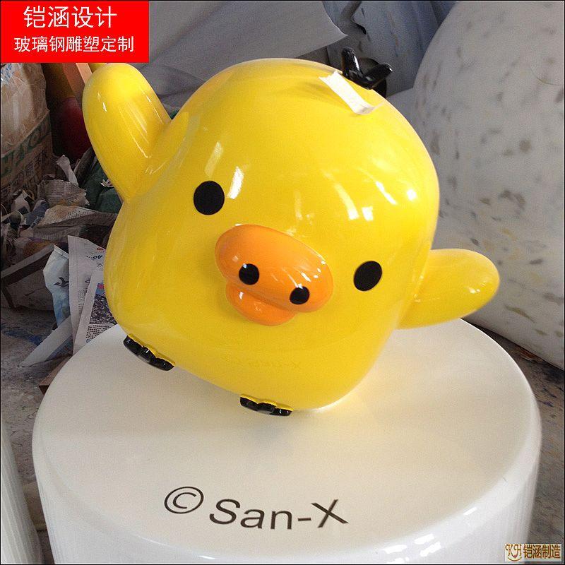 鸡年雕塑系列定制