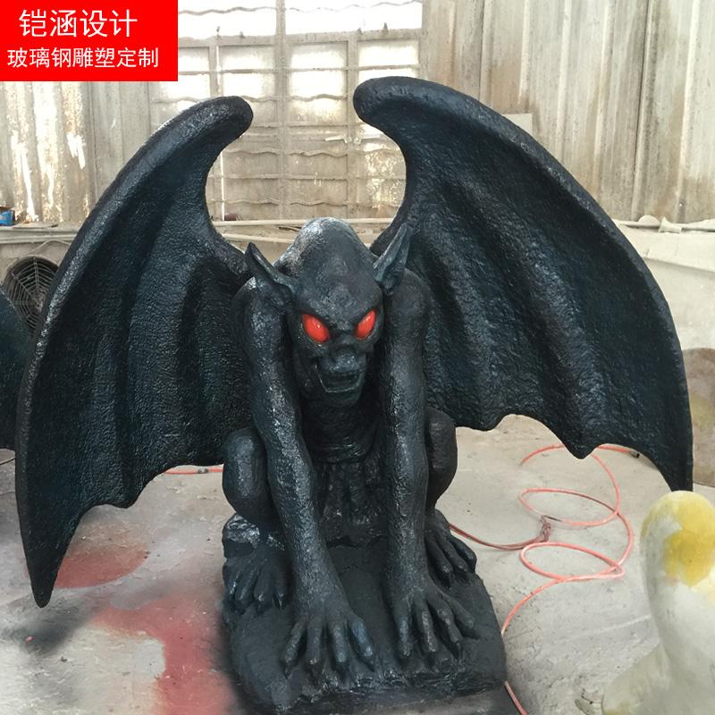 万圣节吸血蝙蝠
