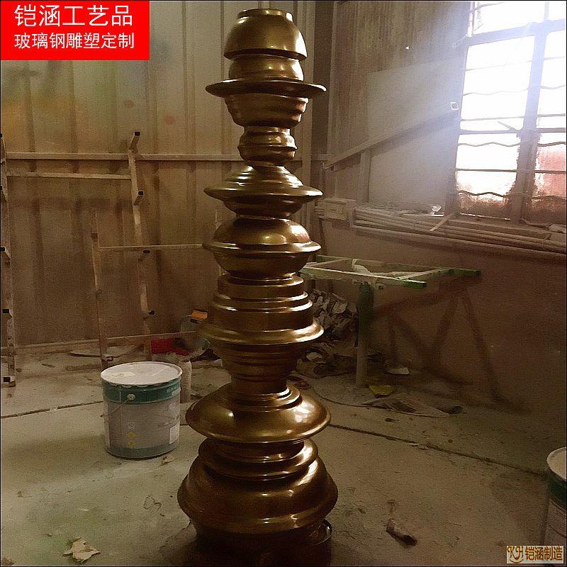 仿铜装饰柱定做