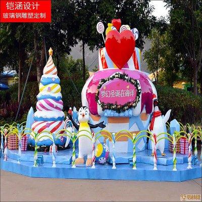长隆梦幻圣诞海洋乐园