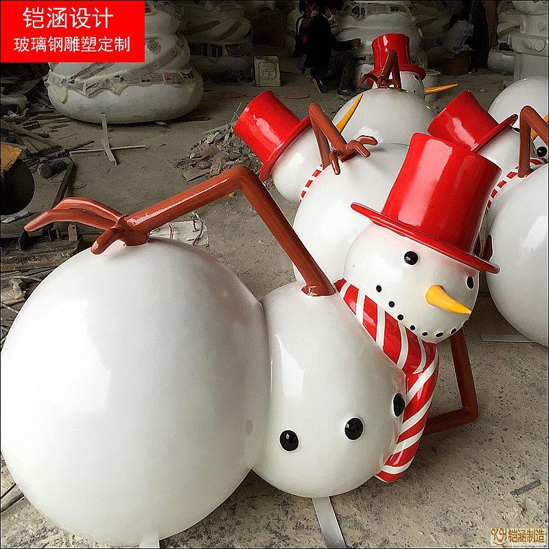 圣诞装饰雪人