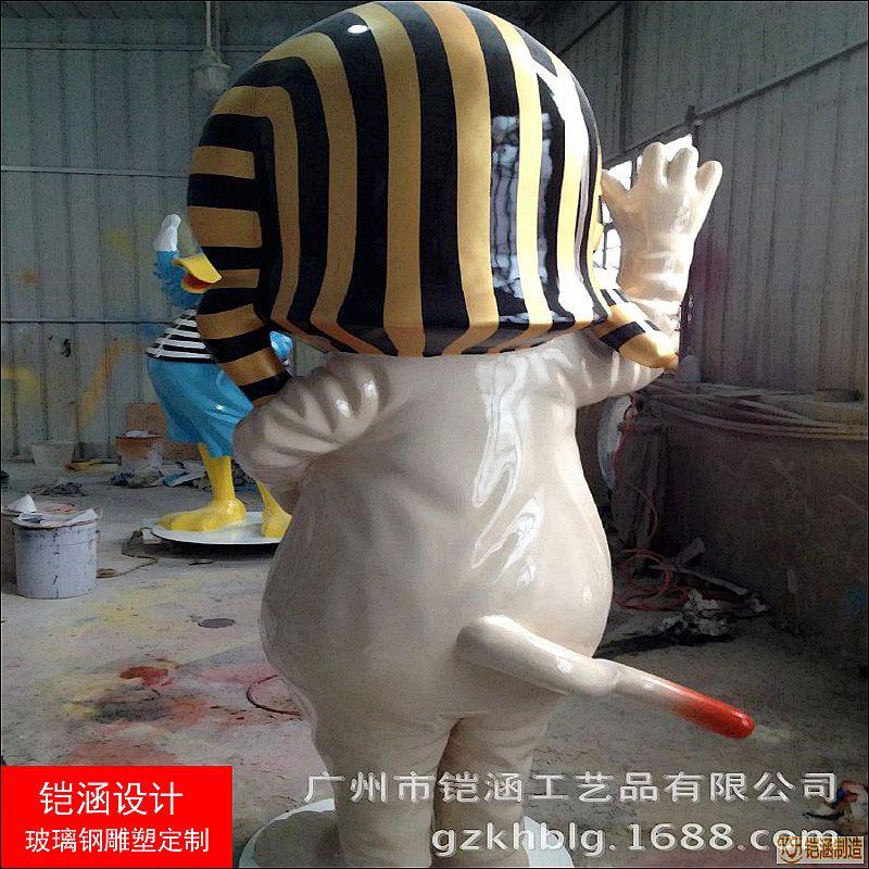 埃及狮子雕塑
