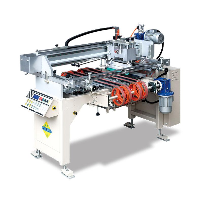 全自動玻璃絲印機