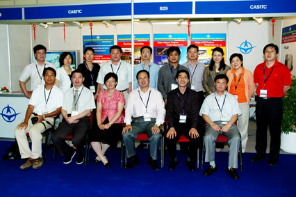 Oriental Industry Co., Ltd Participated in Dubai Airport Show