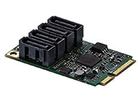 PCIE TO SATA 小板