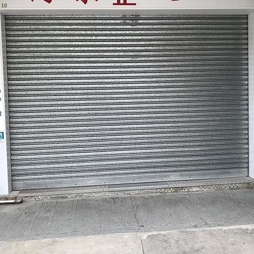 手動 電動 鉛水鐵捲閘-車庫