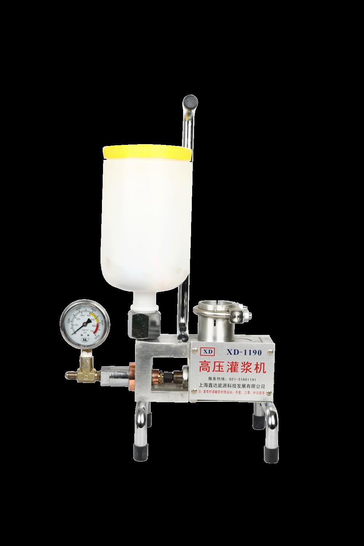XD-1190 电动高压堵漏灌注机