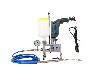 SL-500 电动高压灌注机