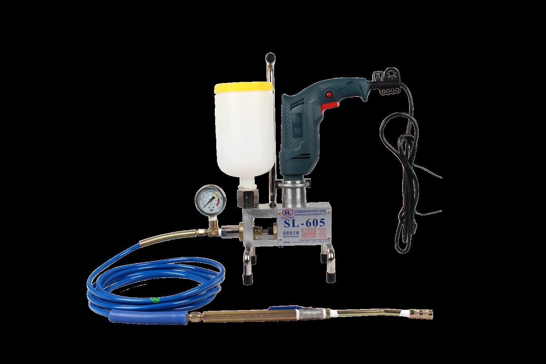 SL-605 电动高压灌注机