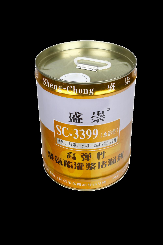 SC-3399 (水溶性) 高弹性聚氨酯灌浆堵漏剂