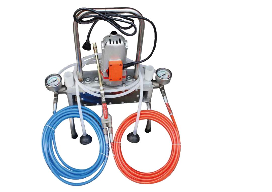 SL 双液型高压水固化丙烯酸盐灌注机 (银色电机款 1500W)