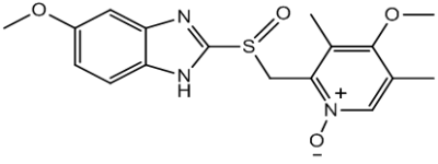 埃索美拉唑EP雜質E (奧美拉唑N-氧化物)