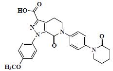 阿哌沙班雜質C
