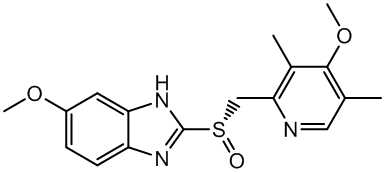 奧美拉唑R-異構體雜質