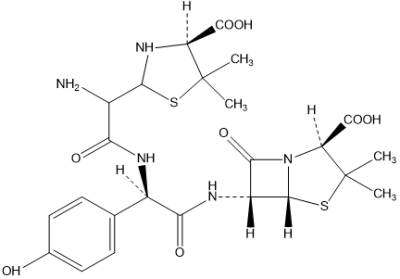 6-APA 開環阿莫西林酰胺