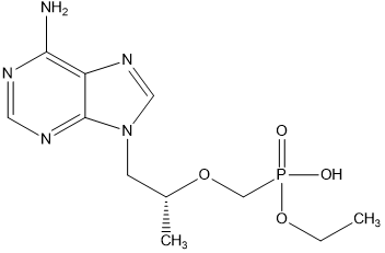 乙基替諾福韋雜質