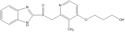RAC-O-脫甲基雷貝拉唑雜質