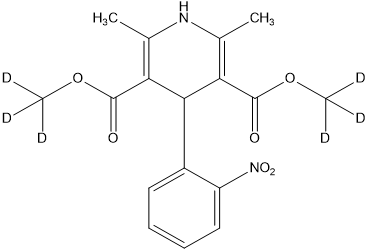 硝苯地平-d6
