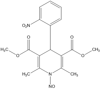 硝基苯硝苯地平