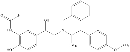 福莫特羅雜質H