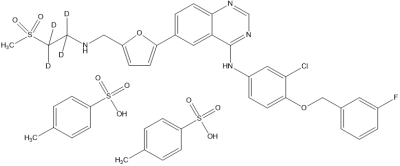 拉帕替尼-d4二糖基酯