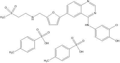 拉帕替尼雜質1