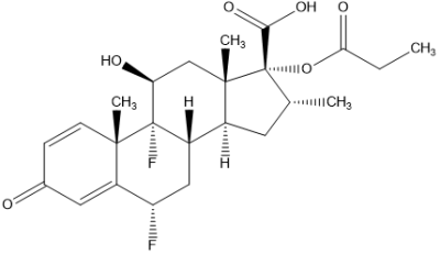 丙酸氟替卡松EP雜質A