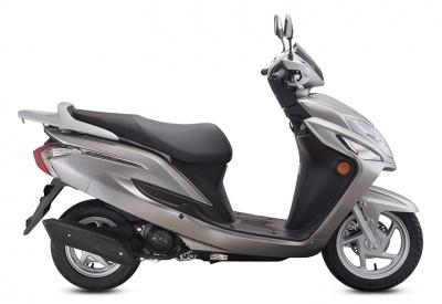 EX125 FI(亮银灰)