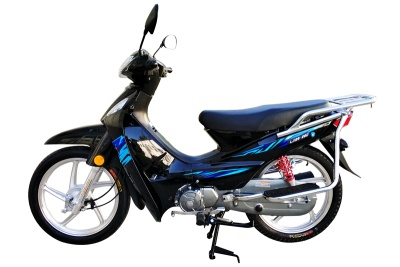 洛嘉LJ125-28D两轮摩托车