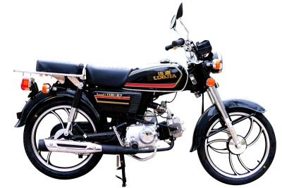洛嘉LJ110-27两轮摩托车