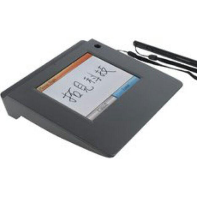 【拓見科技】CT560・5.6吋彩色電子簽名板