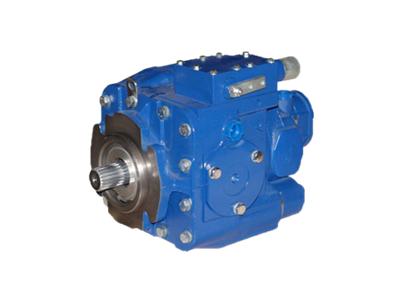 Sauer PV hydraulic pumps