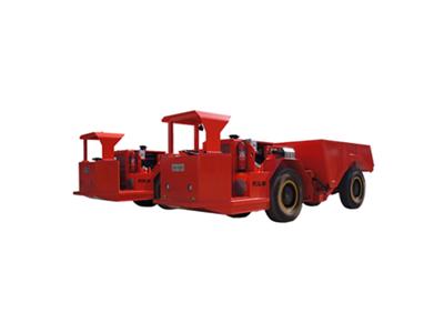 FUK-10 underground mining truck