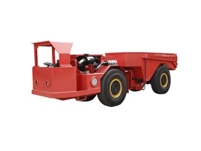 FUK-12 underground truck