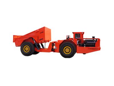 FUK-15 underground truck