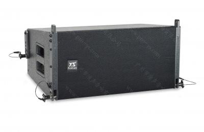 LA110单十寸线阵音箱