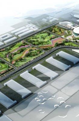 深圳机场景观设计
