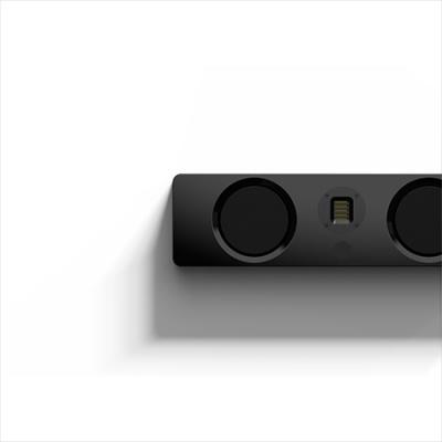 二分頻三單元家庭影院音箱
