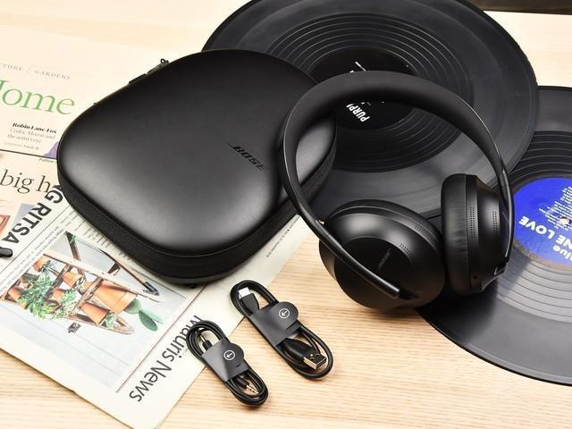 Bose 700头戴式降噪耳机体验 你想...