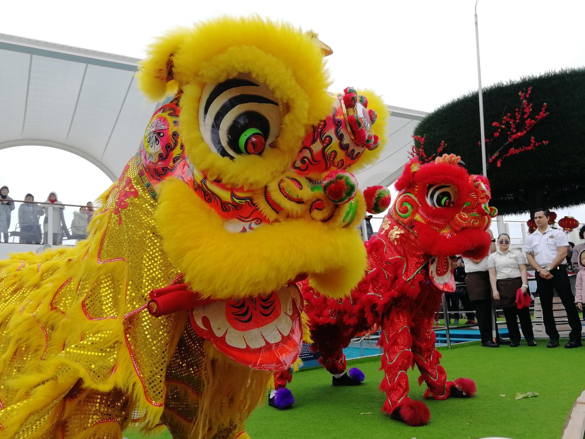 Dragon & Lion Dance