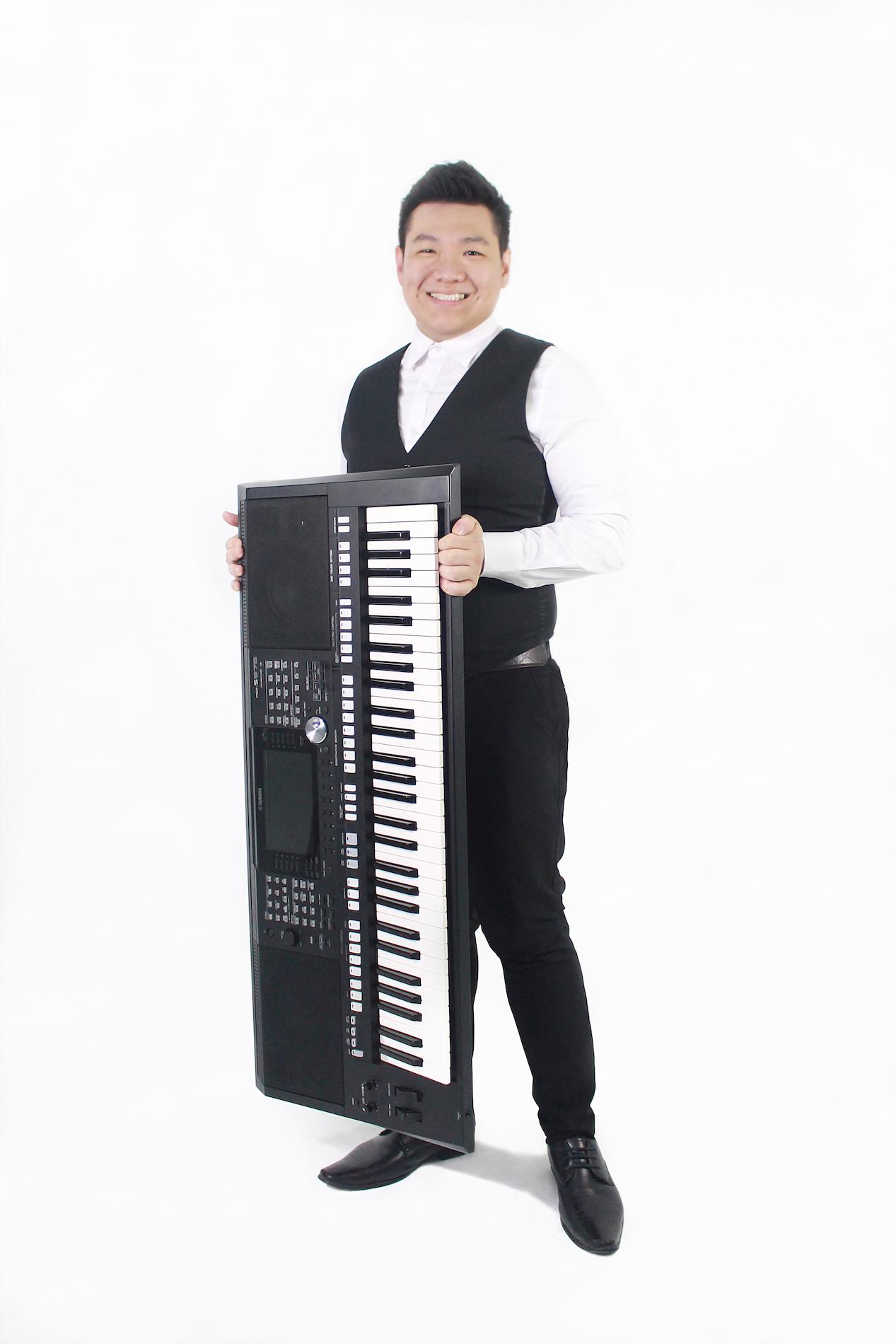 Daniel - Keyboard