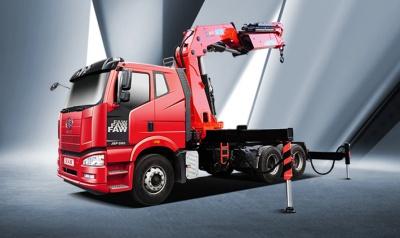 J6P 6X4 Tractor Crane