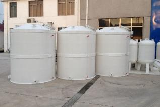 聚丙烯贮罐(立式)