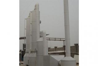 聚丙烯酸雾净化塔