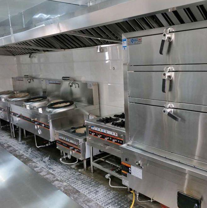 洪雅县洪金酒店不锈钢厨房设备采购项目
