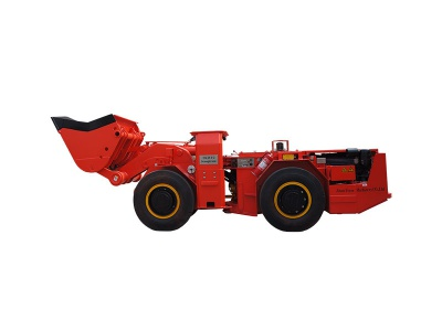 (FKWJ-2 Diesel Scooptram)