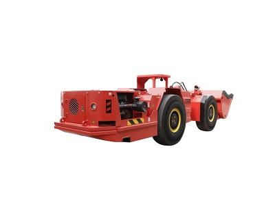 (FKWJ-4 Diesel Scooptram)