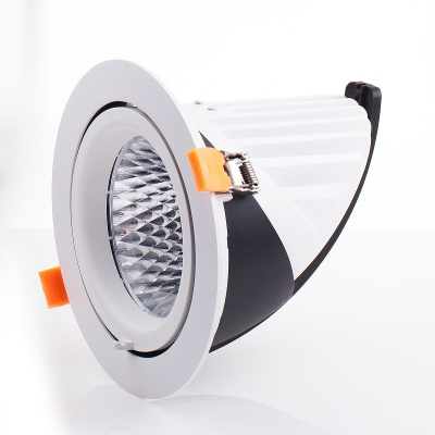 6'' Gimbal COB Downlight